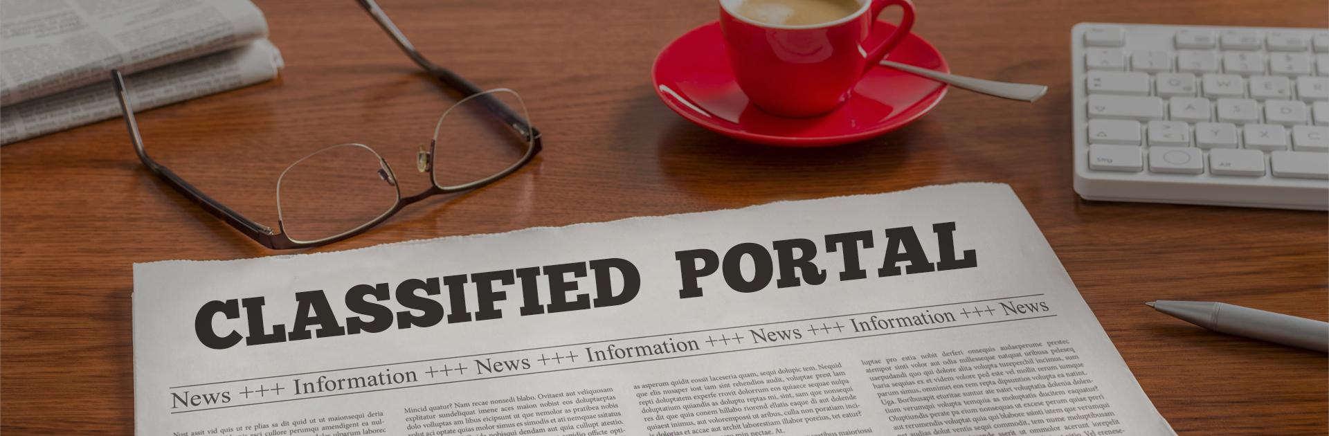 Classified Web Portal Development Company In Delhi