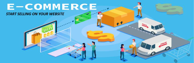 E-Commerce Website Packages