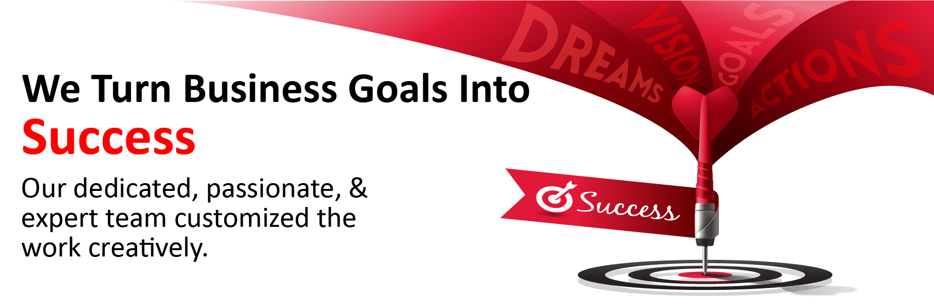 Turn Business Goal Into Success