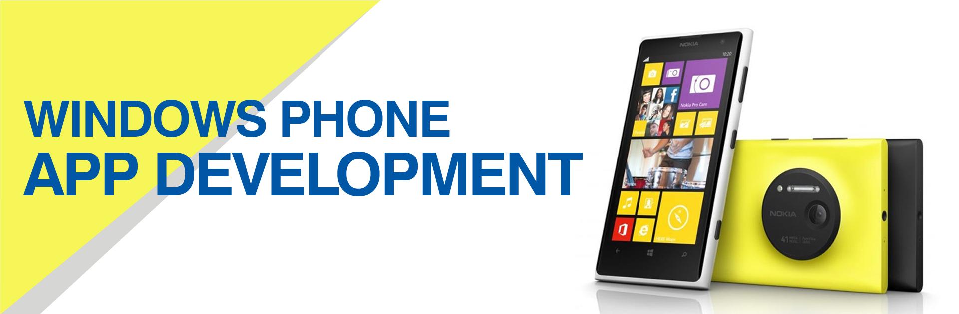 windows phone app development Company